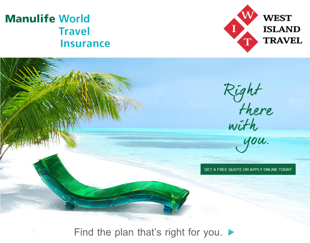 Travel Insurance Quotes Manulife World Travel Insurance  Httpwww.westislandtravel